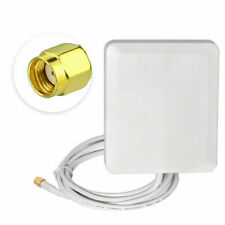 WiFi 2.4GHz Outdoor Directional RP-SMA Panel Antenna for WiFi Booster Repeater