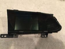 13 2013 Honda Civic Sedan Dash Radio Information Display Screen OEM