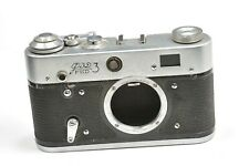 FED 3 rangefinder camera body based on Leica,  FOR SPARES , REPAIR OR PROJECT