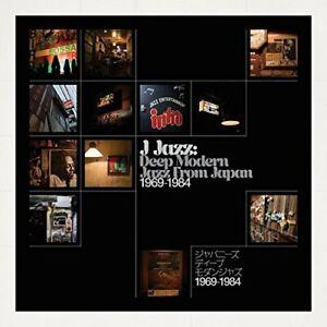 Various Artists-J-Jazz + Deep Modern Jazz From Japan 1969-1984 CD NEW