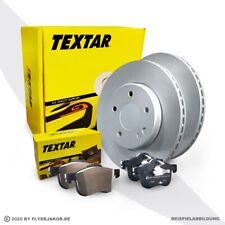 TEXTAR Pastiglie Dischi Freno anteriore RENAULT CLIO 4 TWINGO LOGAN SANDERO SMART