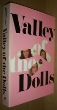 Valley of the Dolls Jacqueline Susann Trade Pb 6th Print Tp Tate cover 2002 Vg