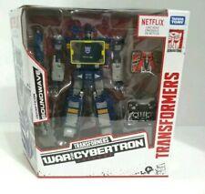 Transformers Wfc Trilogy Netflix Soundwave Walmart Exclusive