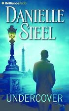 Undercover by Danielle Steel (2016, CD, Abridged)