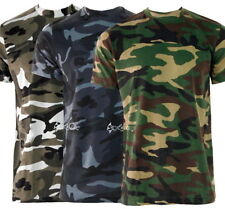 Camouflage Military T-Shirts for Men
