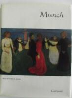 EDWARD MUNCH-GARZANTI 1975- a cura di Thomas M.Messer-