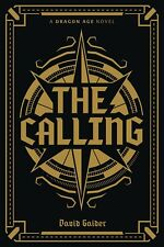 DRAGON AGE: THE CALLING HARDCOVER Deluxe Edition Dark Horse HC