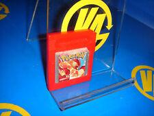 Juego para GAME BOY POKEMON rojo DGM-APAS-ESP sin caja