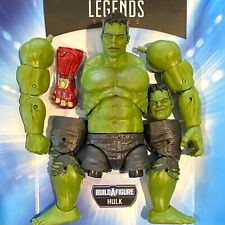 Professor Hulk Baf Marvel Legends Leg Arm Right Left Bruce Banner Smart Upick!