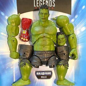 PROFESSOR HULK BAF Marvel Legends Leg Arm Right Left Bruce Banner Smart UPICK!