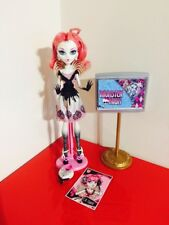 Monster High C.a Cupid 1600 doll T4