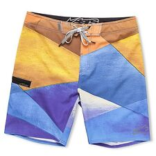 BRAND NEW WITH TAGS Alpinestars FACET Boardshort BLUE 34-40 LIMITED RELEASE RARE