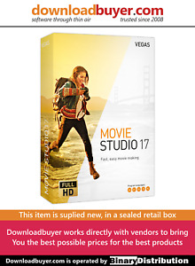 MAGIX VEGAS Movie Studio 17 - [Boxed]