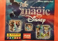 SHARE IN THE MAGIC WITH DISNEY X72 LOOSE STICKERS
