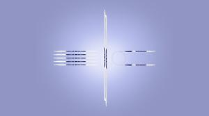 Sock Knitting Needle Ergonomics 20 CM IN The Strengths 2,0 To 8,0 MM