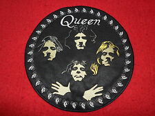 """Queen for back Embroidered Big Patch Freddy Mercury Brian May 10 """""""