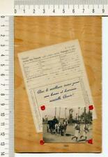 """S744) CP Orig. """" Union Postal Universelle' - Viaggiata for Torino"""