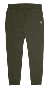 Fox Collection Green Silver Lightweight Joggers *All Sizes* NEW Carp Fishing