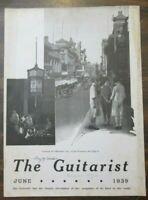 The Guitarist Magazine June 1939