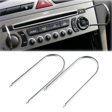 Radio Removal Tool For Peugeot Citroen with Blaupunkt RD4 Audio Release Key GOOD