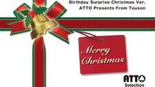 Birthday Surprise Christmas Version by Masuda Magic  - Magic Tricks