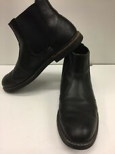 mens timberland Black High Top boots size 7.5