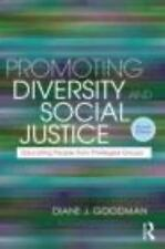 Promoting Diversity and Social Justice: Educating People from Privileged Groups,
