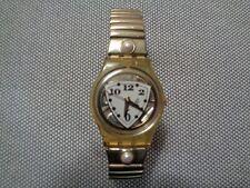 8758efdb7807 Caja de acero inoxidable Swatch 30 M (3 ATM) Relojes de pulsera