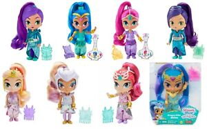 Nickelodeon Shimmer and Shine Doll Fisher-Price - Available In 8 Characters