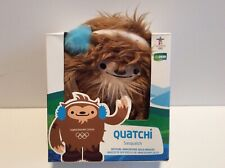 Quatchi Sasquatch - Official Vancouver 2010 Olympic Mascot - New in Box