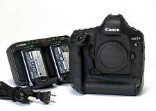 Canon EOS 1DX DSLR w/2 Batteries & Dual Charger