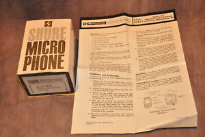 Shure Microphone Element R55 for Shure 55SW, 55SWC, 55SW Gold