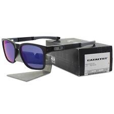 Oakley OO 9272-06 CATALYST Black Ink Positive Red Iridium Mens Sunglasses New