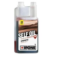 OLIO IPONE 2T SELF OIL STRAWBERRY BARATTOLO 1 LITRO