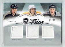 10-11 UD The Cup Trios  Sidney Crosby--Evgeni Malkin--J Staal  1/25  Jerseys