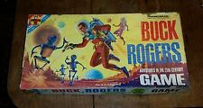 VINTAGE 1960'S Buck Rogers Adventures 25th Century Board Game-Transogram
