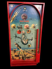 Vintage 1950's Dan Dare Space Bagatelle Toy Made In UK
