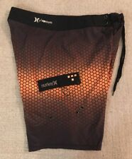 Hurley Phantom Polyester Shorts Size 33 Excellent! #C4