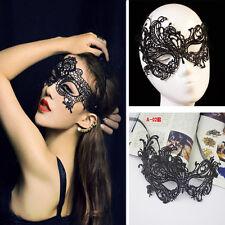 1pcs Noir masque des yeux Dentelle pour femme Sexy Masquerade Bal Hot!