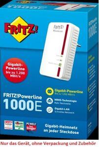 AVM FRITZ! Powerline 1000E (20002685) von Händler ⭐⭐⭐⭐⭐