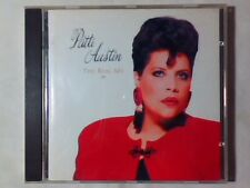 PATTI AUSTIN The real me cd GERMANY VINNIE COLAIUTA PAULINHO DA COSTA TOTO