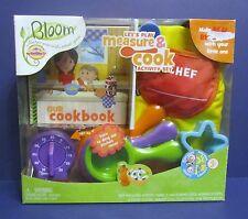 NEW Cranium Bloom Let's Play Measure & Cook Activity Set Boys & Girls