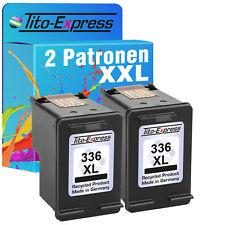2x HP 336 XL Druckerpatrone für PSC 1510 PSC1510 HP336