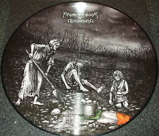 """FROM THE BOGS OF AUGHISKA/DARK AGES-2011 SPLIT 12"""" PICTURE DISC-NEW"""