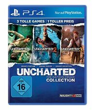 Uncharted - The Nathan Drake Collection PS4  Playstation 4  !!!!! NEU +OVP !!!!!