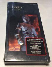 MICHAEL JACKSON - HISTORY PAST PRESENT & FUTURE BOOK I - 2 MC LONGBOX  USA MINT