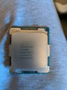 Intel® Core™ i9-7940X X-series 3.1 Ghz Turbo upto 4.3 Ghz 14 Core 28 Threads