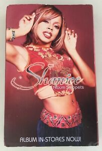 VERY RARE Shanice-Self Titled PROMO Cassette Snippets, 1999, LaFace, Brand New!