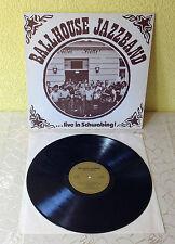 """BALLHOUSE JAZZBAND (LP)""""LIVE IN SCHWABING"""" [PRIVATE PRESS """"MÜNCHEN"""" +AUTOGRAMME]"""