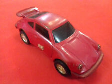 TONKA PORCHE 911 ROUGE FRANCE 1/24 VOITURE CAR MINIATURE METAL ANCIEN VINTAGE